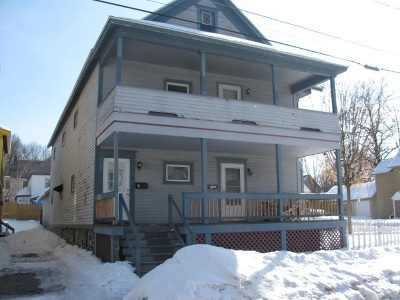 Gloversville Multi Family Home For Sale: 43 S Judson St