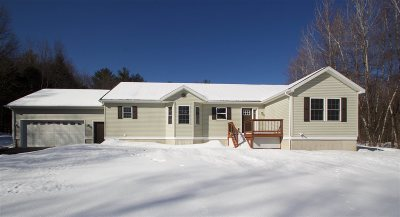 Greenfield, Corinth, Corinth Tov Single Family Home For Sale: 4830 Route 9n