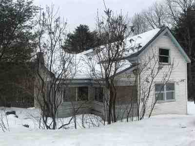 Greenfield, Corinth, Corinth Tov Single Family Home For Sale: 685 County Rt 25