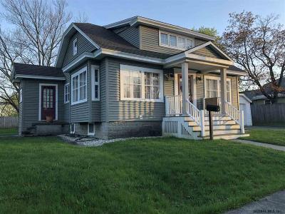 Johnstown Single Family Home For Sale: 4 Pennsylvania Av