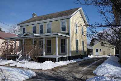 Salem Single Family Home For Sale: 262 North Main St