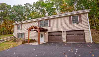 Saratoga Springs Single Family Home Active-Under Contract: 371 Daniels Rd