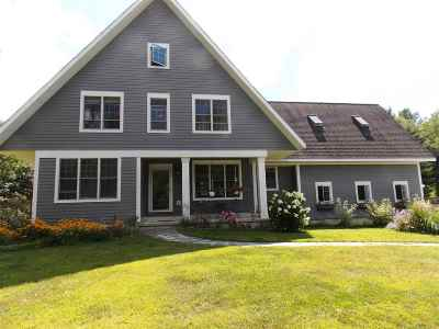Greenfield, Corinth, Corinth Tov Single Family Home For Sale: 112 Middle Grove Rd
