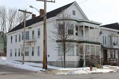 Troy Multi Family Home For Sale: 176 6th Av