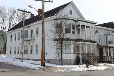 Troy Multi Family Home For Sale: 176 6th Av