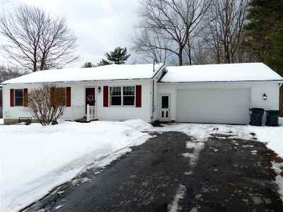 Queensbury, Fort Ann Single Family Home For Sale: 79 Big Bay Rd