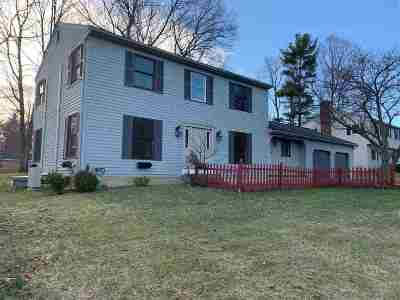 Saratoga Single Family Home Active-Under Contract: 3 Wedgewood Dr