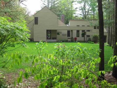 Wilton Single Family Home For Sale: 321 Ruggles Rd