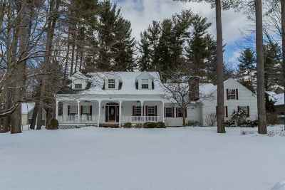 Wilton Single Family Home For Sale: 19 Hearthstone Dr