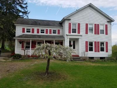 Single Family Home For Sale: 281 Old Stage Rd