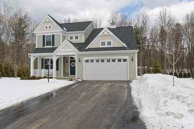 Wilton Single Family Home For Sale: 26 Saw Mill Ct