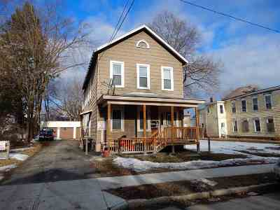 Troy Multi Family Home For Sale: 799 2nd Av