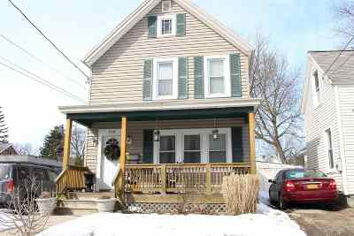Scotia Single Family Home For Sale: 318 3rd St