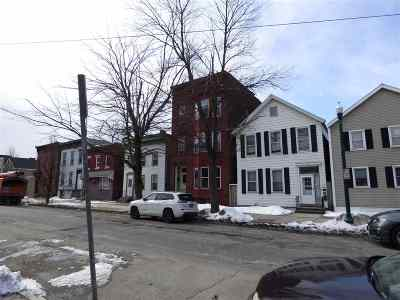 Troy Multi Family Home Price Change: 435 Third St
