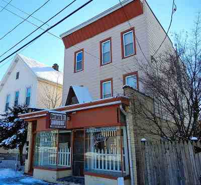 Cohoes Multi Family Home Price Change: 92 Ontario St