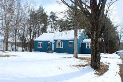 Single Family Home Active-Under Contract: 364 Burden Lake Rd