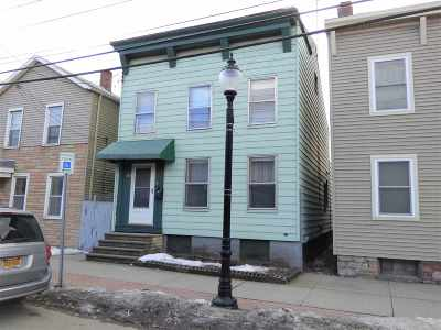 Rensselaer Single Family Home For Sale: 416 Broadway