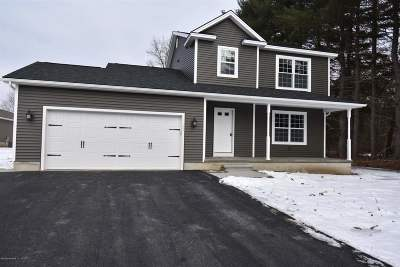 Queensbury, Fort Ann Single Family Home For Sale: 349 Luzerne Rd