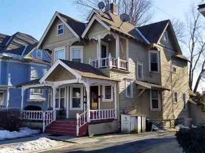 Schenectady Multi Family Home For Sale: 1404 Union St