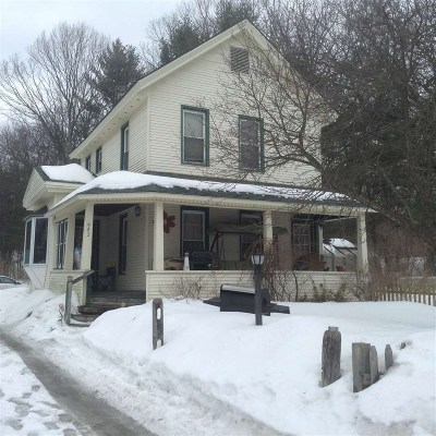 Gloversville Single Family Home For Sale: 442 Steele Av Ext.