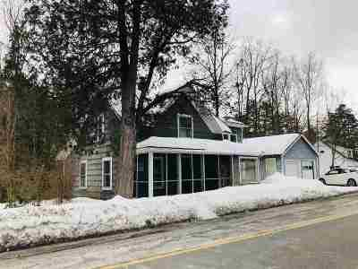 Lake George, Bolton Single Family Home Price Change: 146 Horicon Av