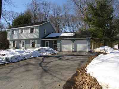 Clifton Park Single Family Home For Sale: 12 Longwood Dr