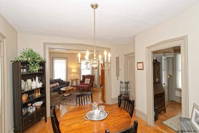 Albany County, Saratoga County, Schenectady County, Warren County, Washington County Single Family Home For Sale: 3442 County Rt 30
