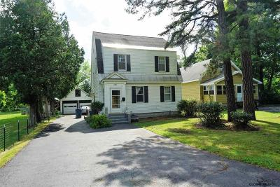 Colonie Single Family Home For Sale: 16 Katherine Rd