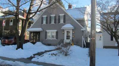 Schenectady Single Family Home For Sale: 1756 Eastern Pkwy