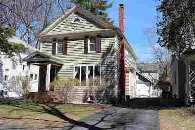 Niskayuna Single Family Home For Sale: 1358 Myron St