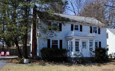 Colonie Single Family Home Price Change: 2 George St