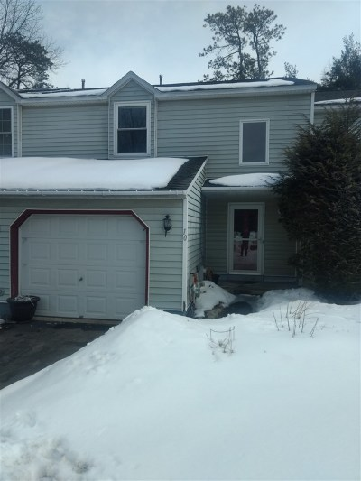 Saratoga County Rental For Rent: 10 Deer Run Dr