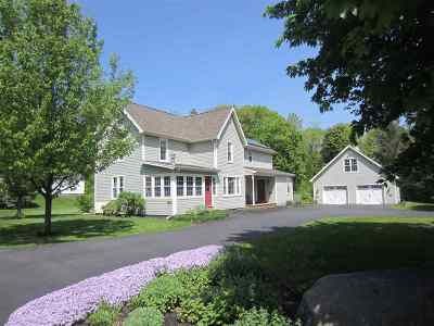 Saratoga County Single Family Home For Sale: 180 West High St