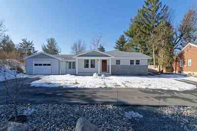 North Greenbush Single Family Home For Sale: 4541 Ny Rt 43