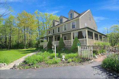 Fulton County, Hamilton County, Montgomery County, Saratoga County, Warren County Single Family Home For Sale: 1945 Perth Rd
