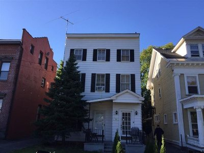 Schenectady Multi Family Home For Sale: 714 Union St