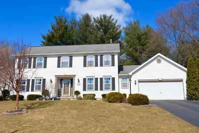 Clifton Park Single Family Home For Sale: 49 Michelle Dr