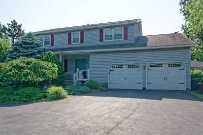 Colonie Single Family Home For Sale: 125 Forts Ferry Rd