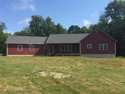 Poestenkill Single Family Home Price Change: 1131 Plank Rd