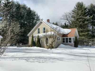 Northampton Tov, Mayfield, Mayfield Tov Single Family Home New: 127 Yates Rd