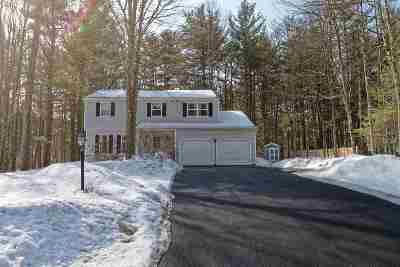 Fulton County, Hamilton County, Montgomery County, Saratoga County, Warren County Single Family Home New: 834 Ediface Way