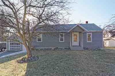 Schenectady Single Family Home Price Change: 55 Shepard Av