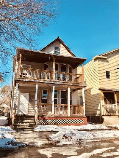 Troy Single Family Home For Sale: 115 6th Av