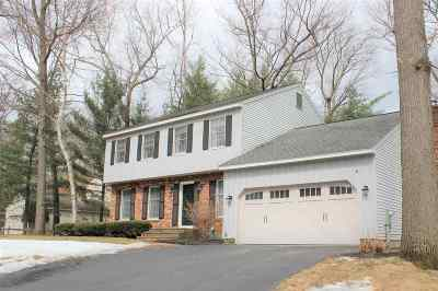 Fulton County, Hamilton County, Montgomery County, Saratoga County, Warren County Single Family Home New: 3 Friar Tuck Ct
