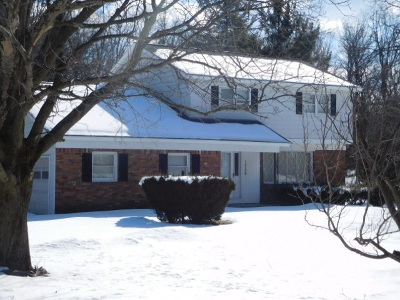 Niskayuna Single Family Home For Sale: 1036 Hickory Rd