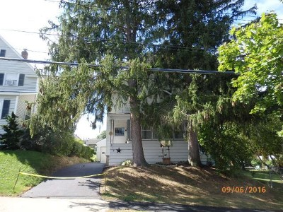 Schenectady Single Family Home For Sale: 918 Raymond St