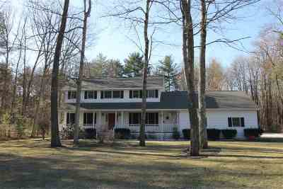Fulton County, Hamilton County, Montgomery County, Saratoga County, Warren County Single Family Home New: 8 Hazen Pl