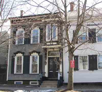 Schenectady Single Family Home For Sale: 16 N Church St