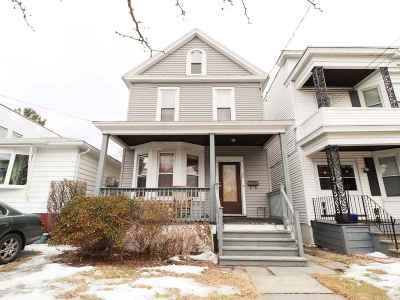 Albany Single Family Home New: 39 Hurlbut St