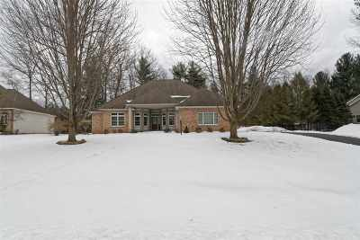 Clifton Park Single Family Home For Sale: 20 Siena Dr